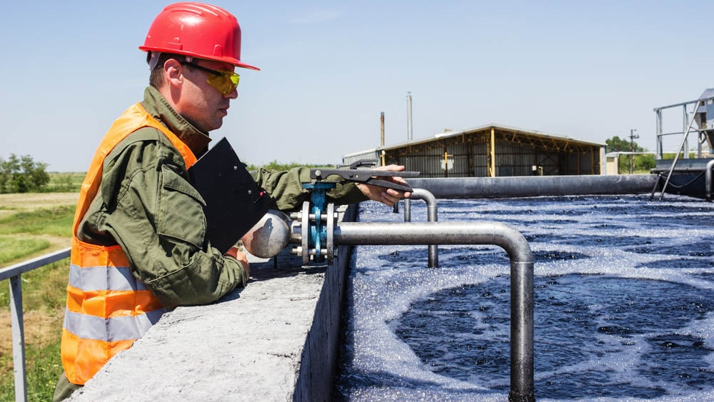 Upscaling solutions for water supply systems