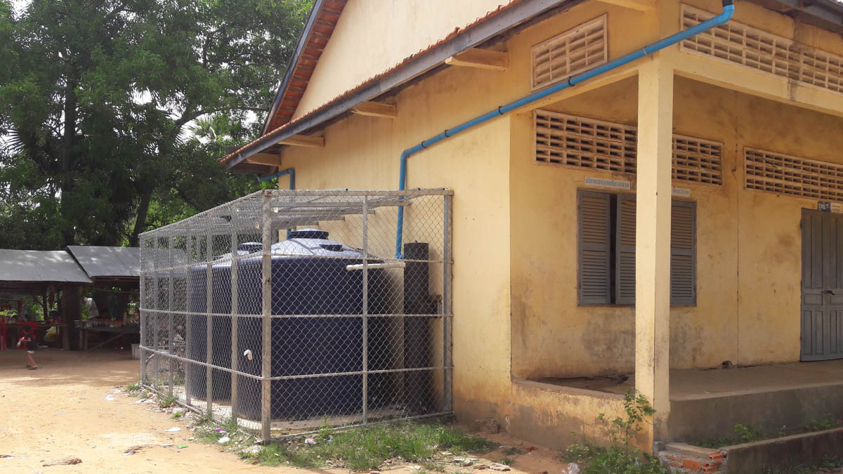 Using GDM filtration technology for safe drinking water