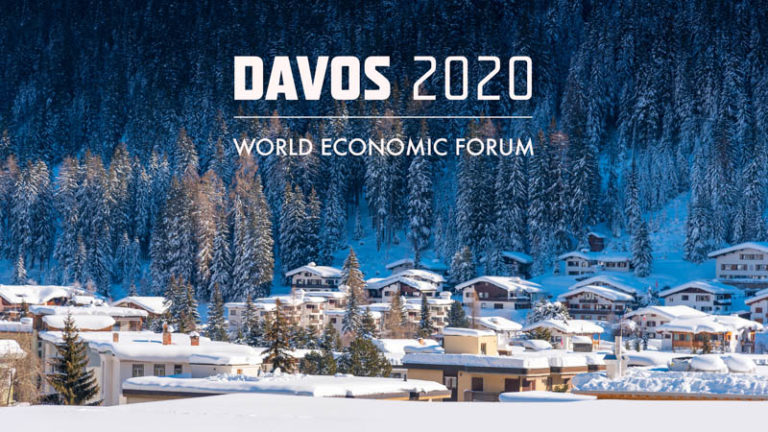 50th WEF Annual Meeting
