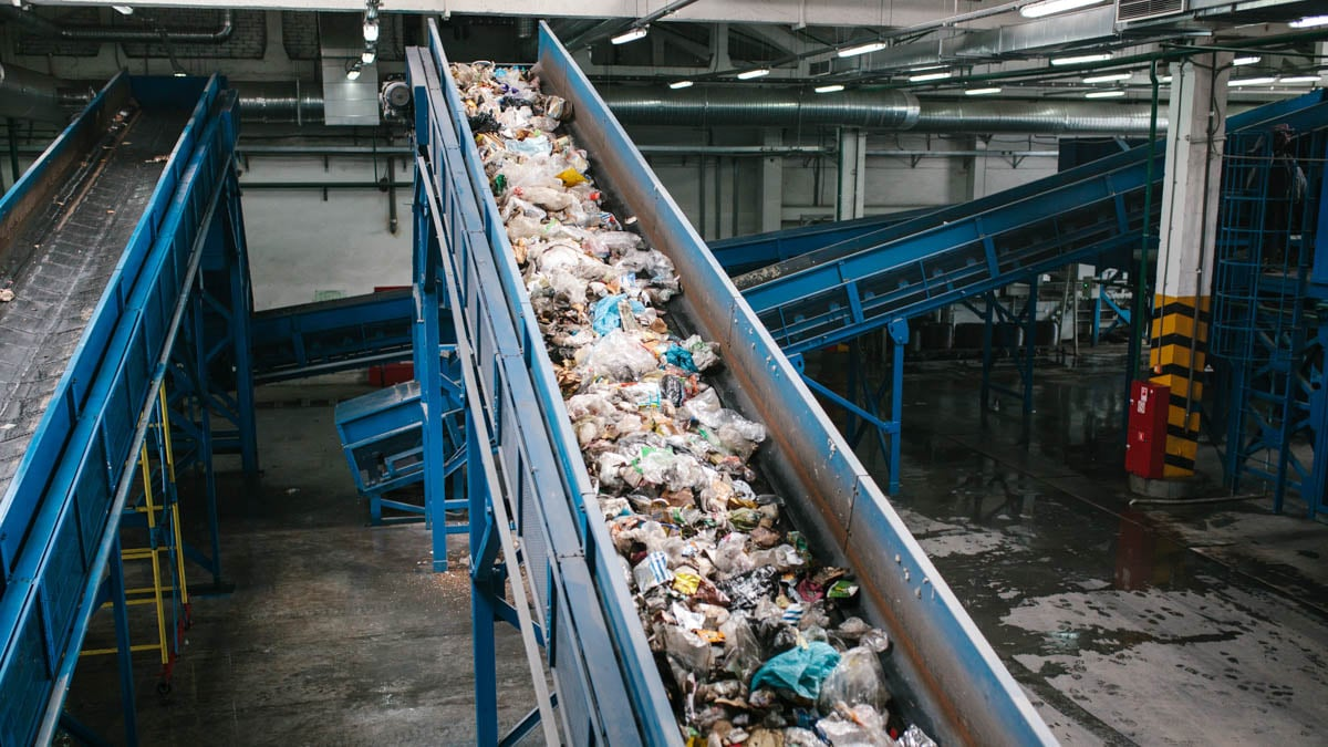 Circular economy generates the need for advanced sorting and recycling solutions