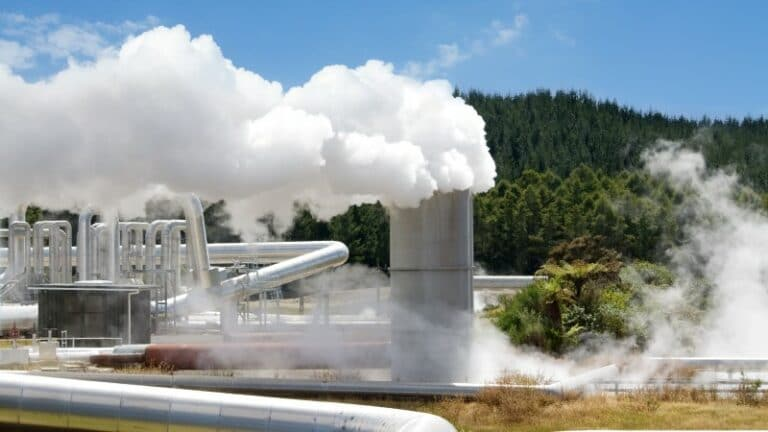 The top 10 geothermal countries of 2020