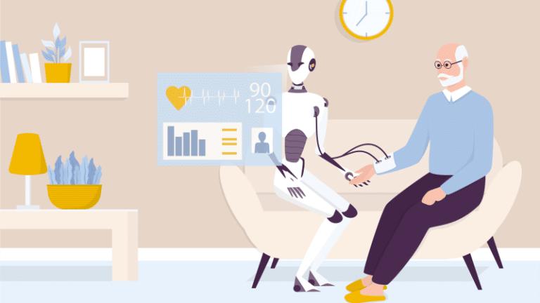Meet the healthcare interaction robots